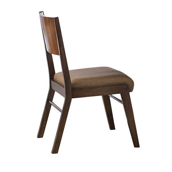 Reed Side Chair (Set of 2) by World Menagerie