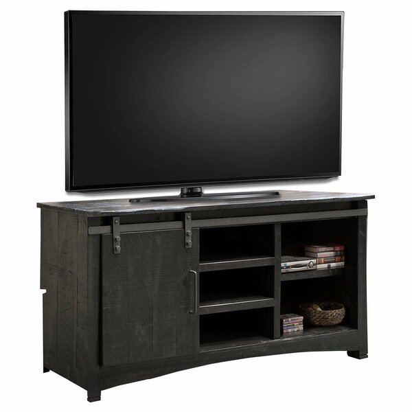 Caceres Solid Wood TV Stand For TVs Up To 70