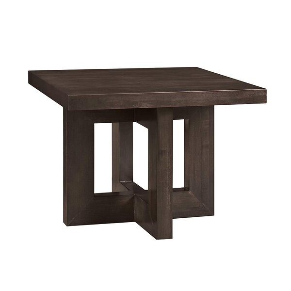 Hazelton End Table by Gracie Oaks