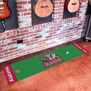 NCAA University of Alabama Putting Green Doormat by FANMATS