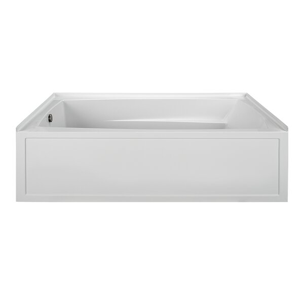 Integral Skirted 72 x 42 Air Bath by Reliance