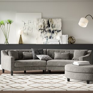 Avallone Sectional by Mercury Row