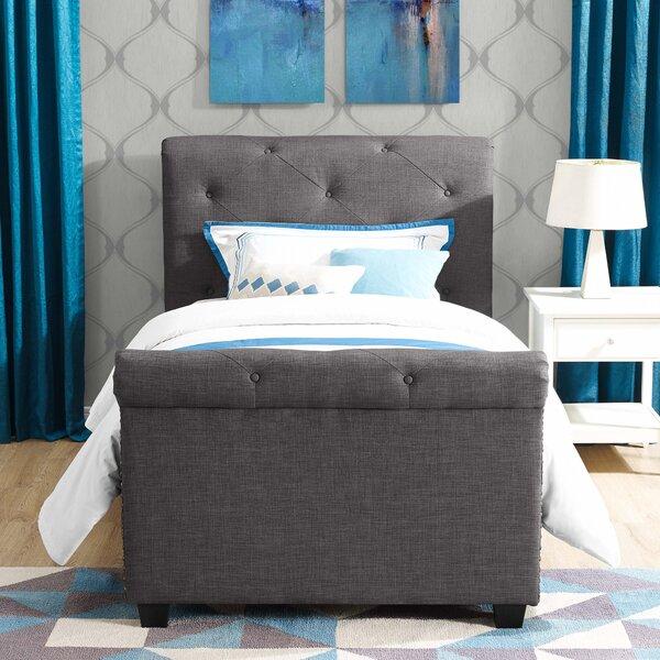 Sanderlin Twin Platform Bed by Harriet Bee