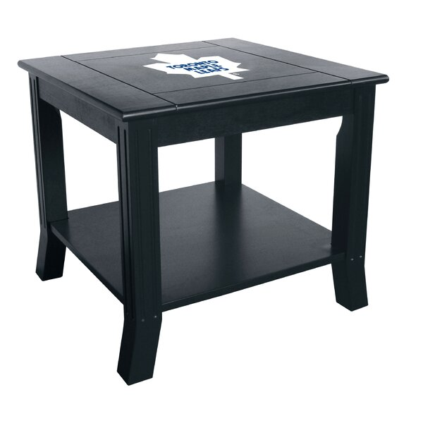 NHL End Table by Imperial International