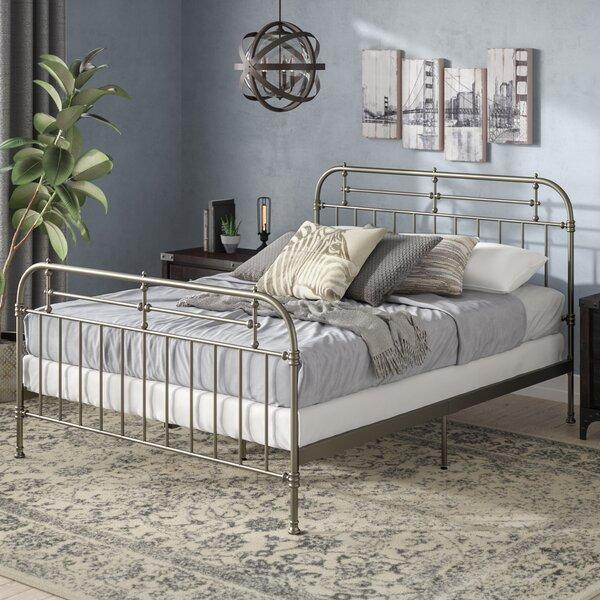 Mercato Queen Standard Bed by Trent Austin Design
