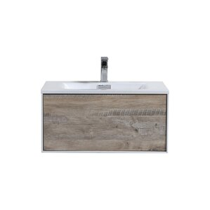30 inch bathroom vanity with sink. Colton Wall Mount 30  Single Bathroom Vanity Modern Inch Vanities AllModern