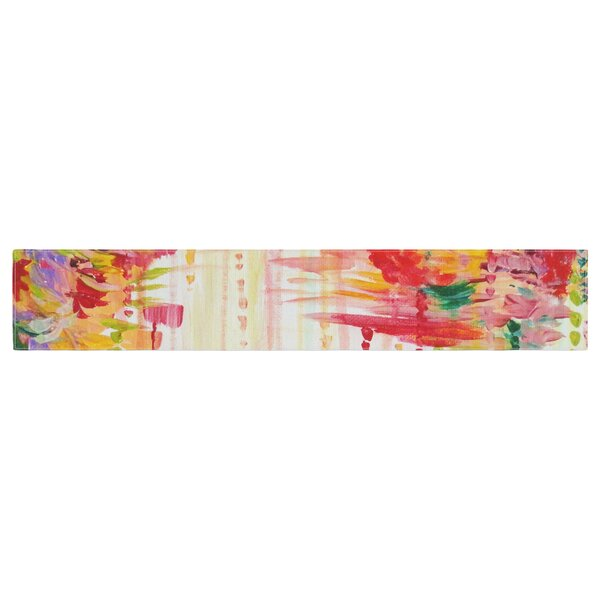Ebi Emporium Stormy Moods Table Runner by East Urban Home