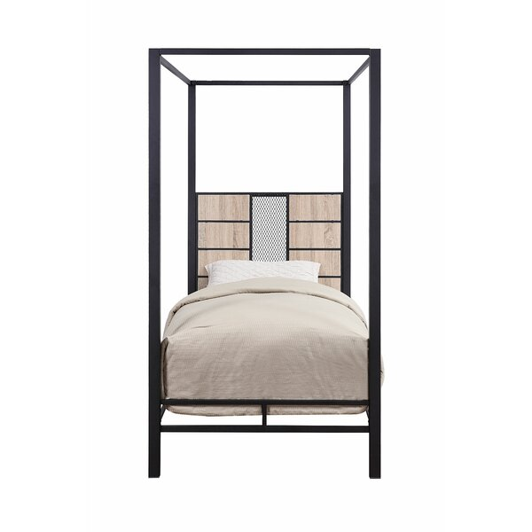 Keithley Canopy Bed by Williston Forge