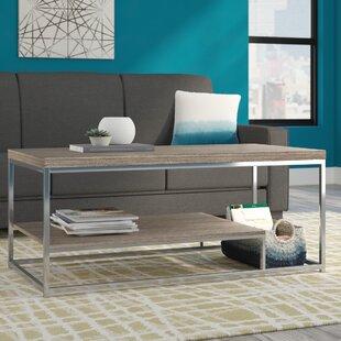 Inexpensive Corona Coffee Table ByMercury Row