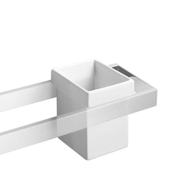 Skuara 2 Piece Bathroom Hardware Set by WS Bath Collections