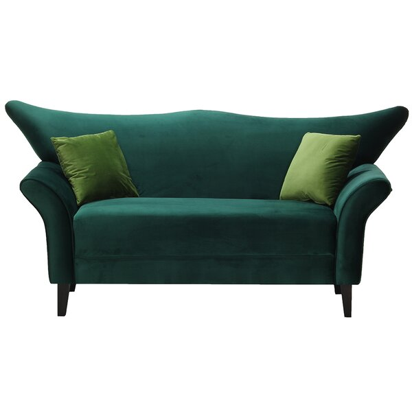 Sasser Loveseat by Everly Quinn