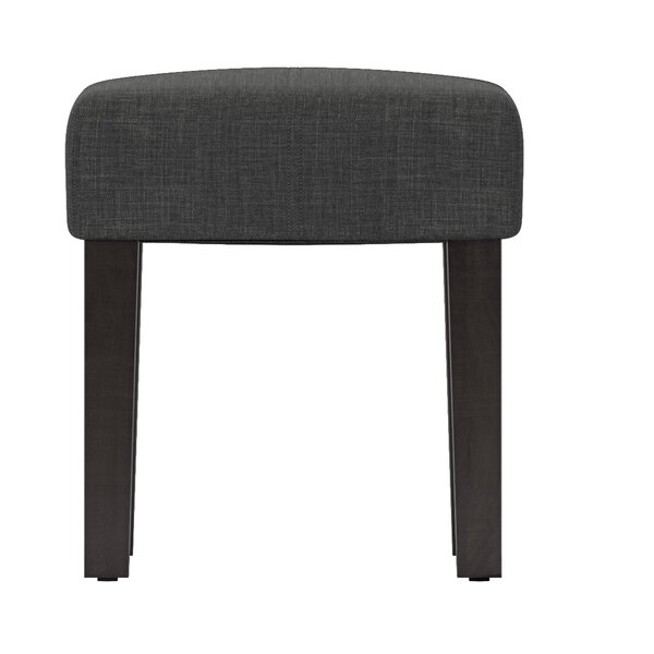 Sanroman Square Accent Stool by Wrought Studio