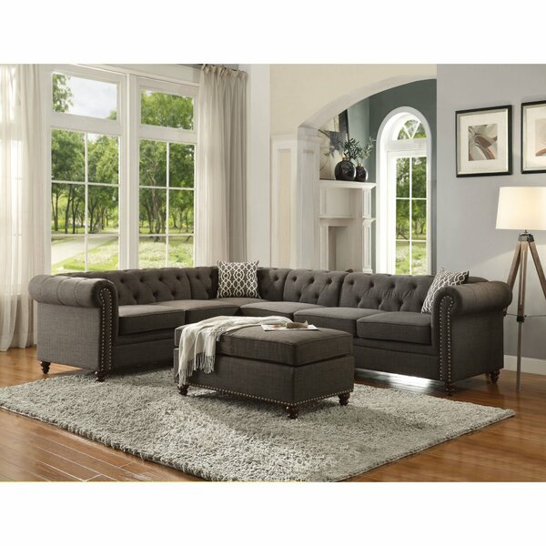 Shellie Sectional by Darby Home Co
