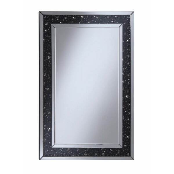 Jared Splendid Wall Accent Mirror by Mercer41