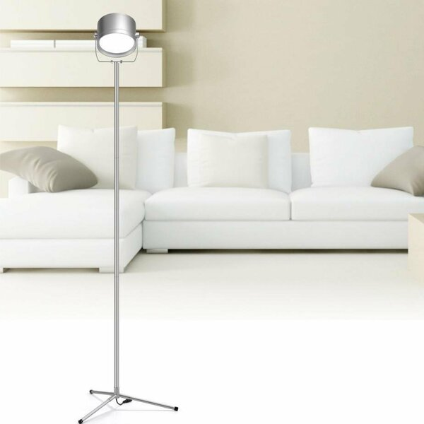 Columbus Remote Control 23.1 LED Tripod Floor Lamp by Ebern Designs