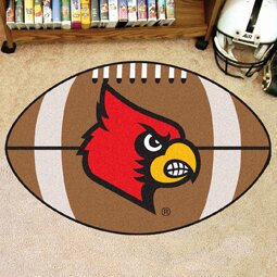 NCAA University of Louisville Football Doormat by FANMATS