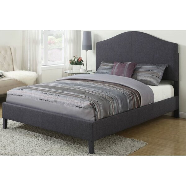 Selinsgrove Upholstered Panel Bed by Alcott Hill