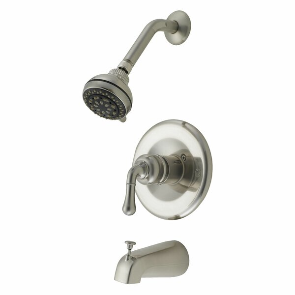 Full Adjustable Shower Head by LessCare