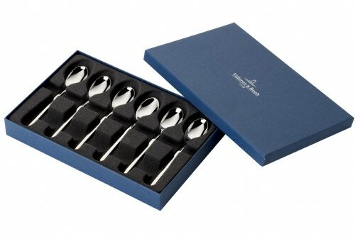 New Wave After Dinner Spoon (Set of 6) by Villeroy & Boch