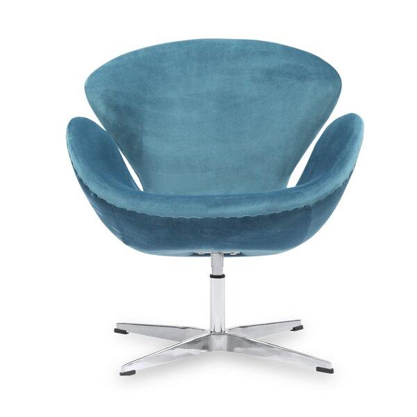 Mid Century Modern Swivel Chair Wayfair