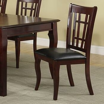 Hawk Haven Upholstered Dining Chair (Set of 2) by Red Barrel Studio