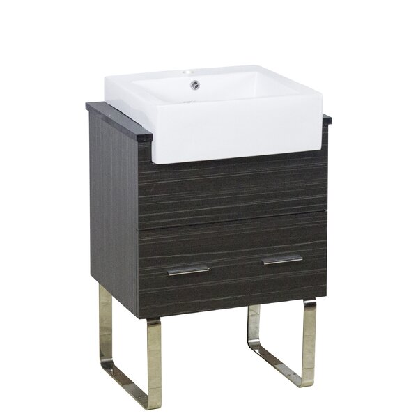 Xena Farmhouse 23 Single Bathroom Vanity Base Only