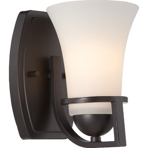 Collin 1-Light Bath Sconce