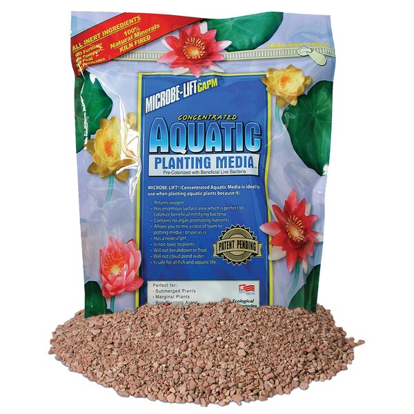 Concentrated Aquatic Planting Media by Ecological Laboratories