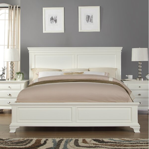Shenk Standard 4 Piece Bedroom Set by Winston Porter