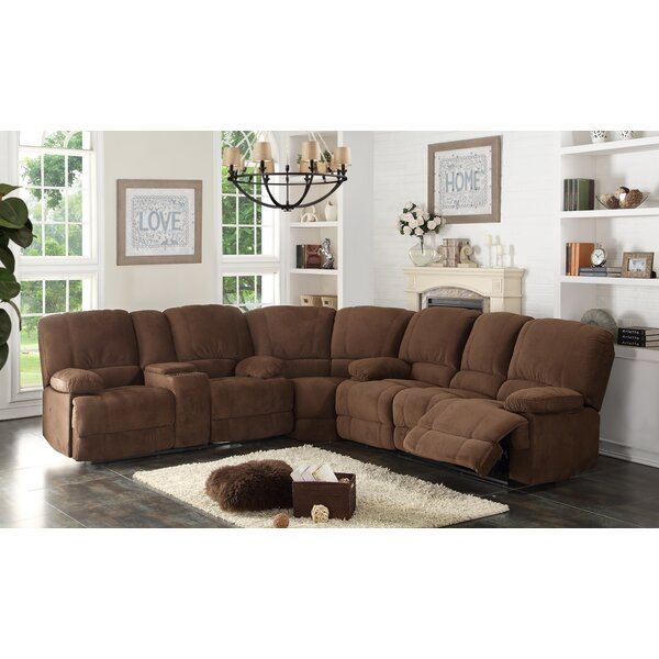 Kevin Reclining Sectional by AC Pacific