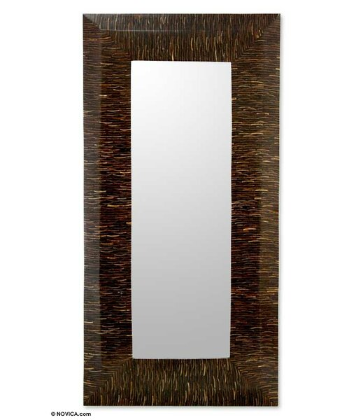 Lattice Accent Mirror by Novica