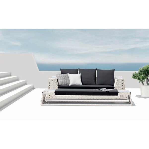 Happy Hour Sofa Bench with Cushion by 100 Essentials