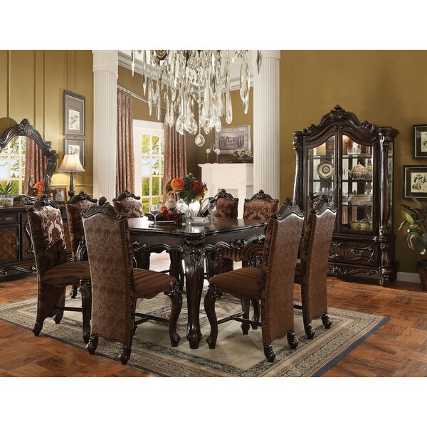 Staton 9 Piece Counter Height Dining Set by Astoria Grand