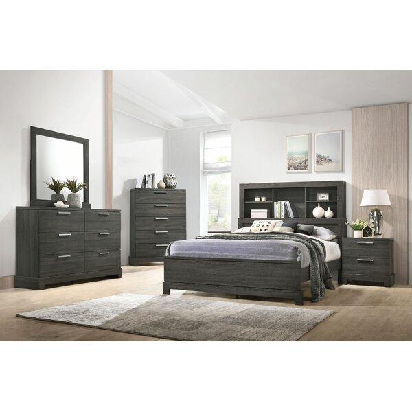 Sunnydale Upholstered Standard Configurable Bedroom Set by Brayden Studio