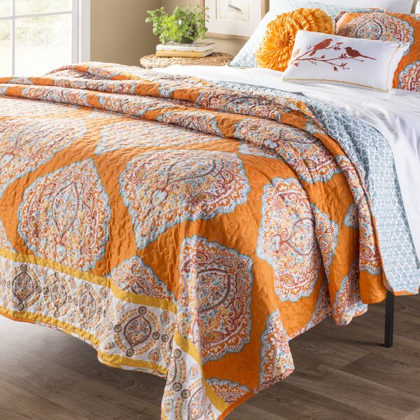 Safford Quilt Set by World Menagerie