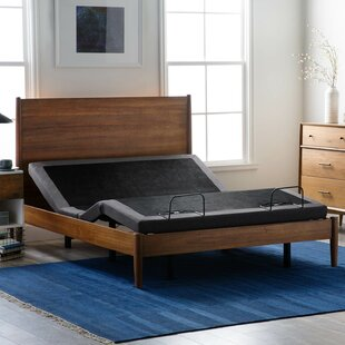 Kristofer Adjustable Bed Base by Latitude Run
