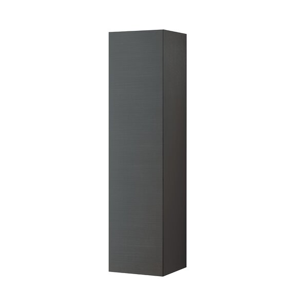Vento 10.16 W x 40.47 H Wall Mounted Cabinet by Ronbow