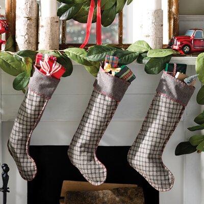 Gray Christmas Stockings.Christmas Stockings You Ll Love In 2019 Wayfair