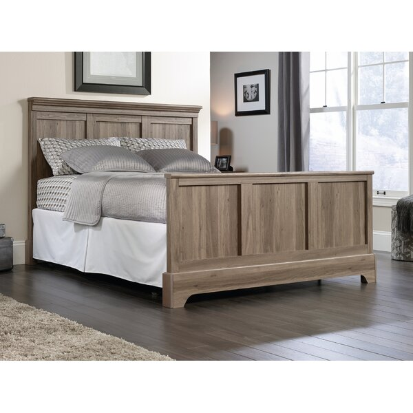 Bowerbank Queen Panel Bed by Beachcrest Home