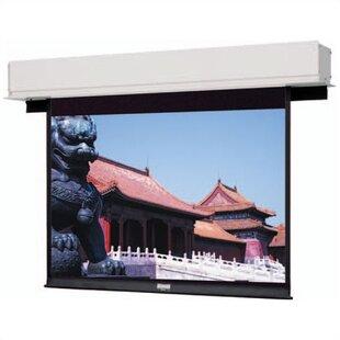 Advantage Deluxe Electrol Matte White Electric Projection Screen Da-Lite