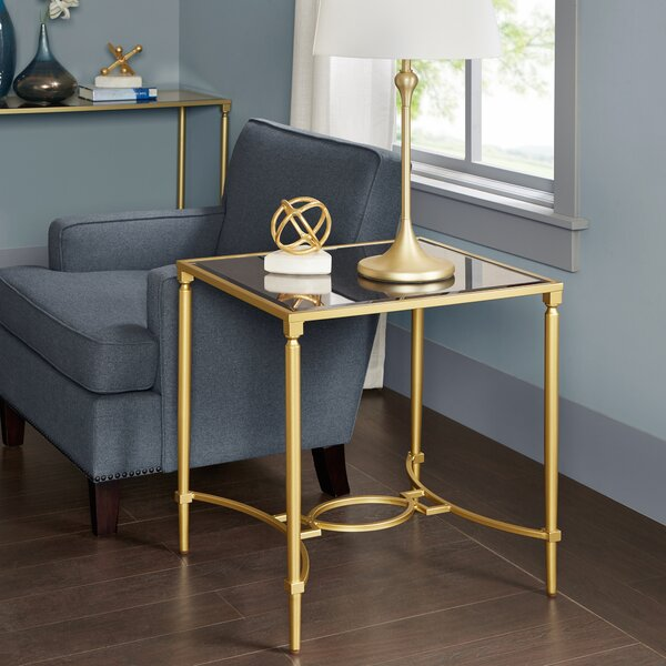 Turner End Table by Madison Park Signature