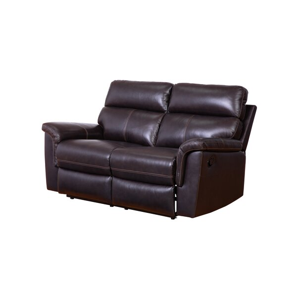 Paden Reclining 65 Inches Pillow Top Arms Loveseat By Red Barrel Studio