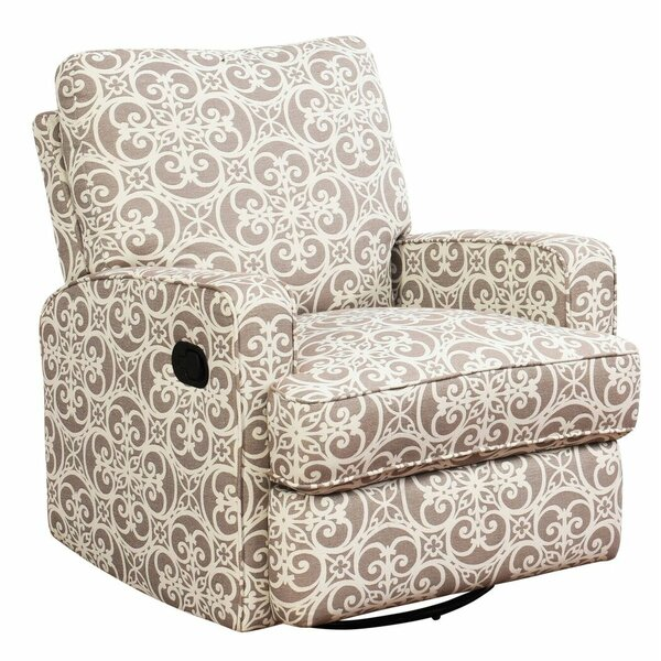 Red Barrel Studio Darien Manual Swivel Glider Recliner