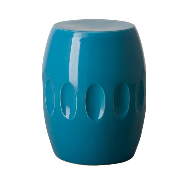 Elzy Garden Stool by Latitude Run