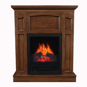 Emerson Electric Fireplace by Stonegate