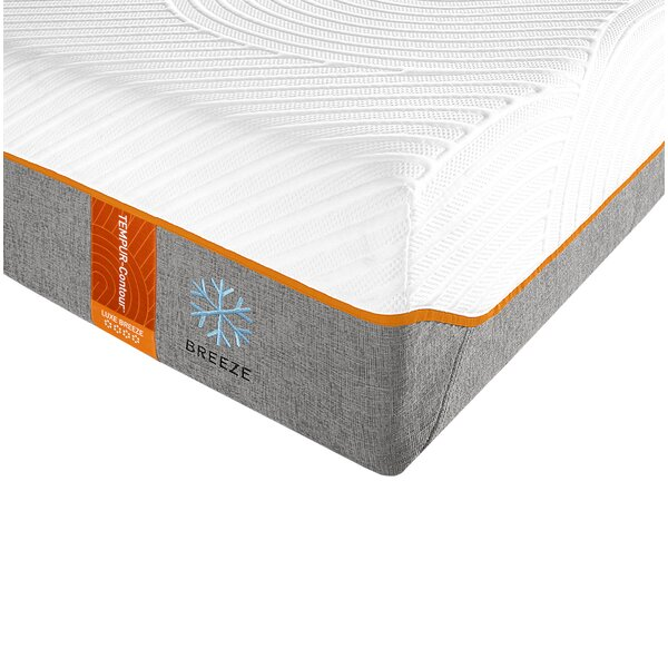 TEMPUR-Contour™ Luxe Breeze Cooling 13.5 Firm Tight Top Mattress by Tempur-Pedic