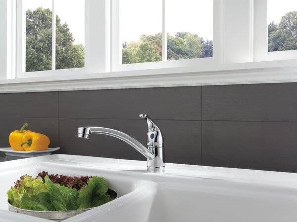 Choice Single Handle Kitchen Faucet by Peerless Faucets