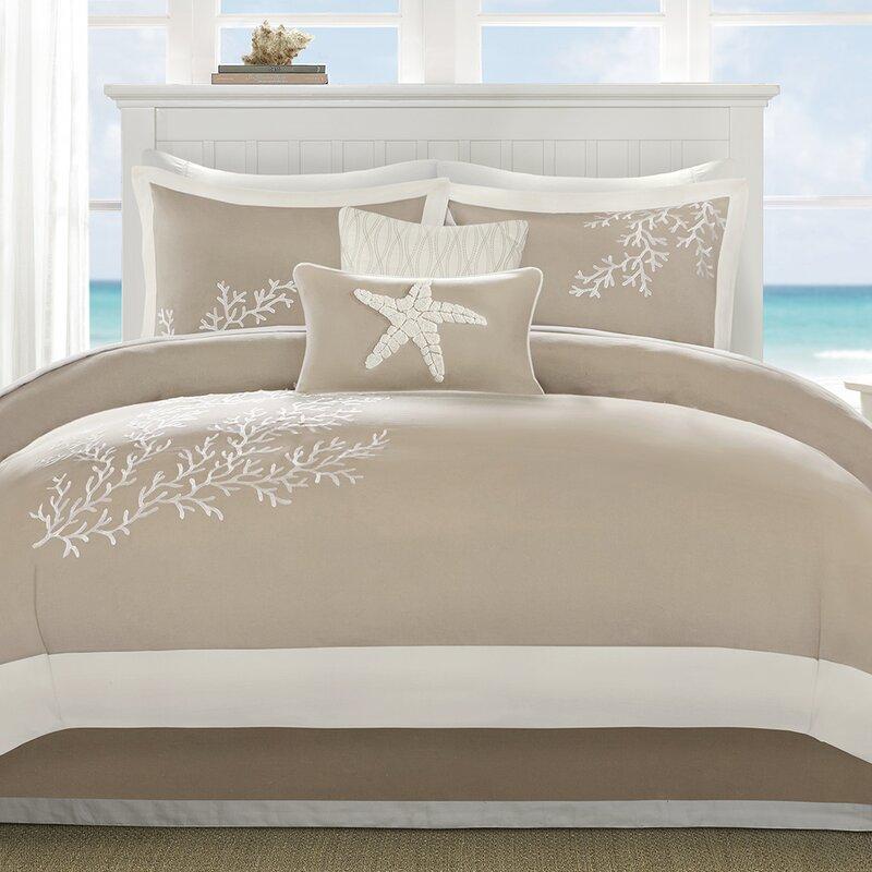 Coastal Comforter Sets You\'ll Love | Wayfair