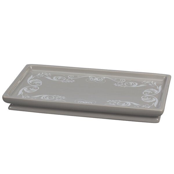 Maltby Bathroom Accessory Tray by House of Hampton