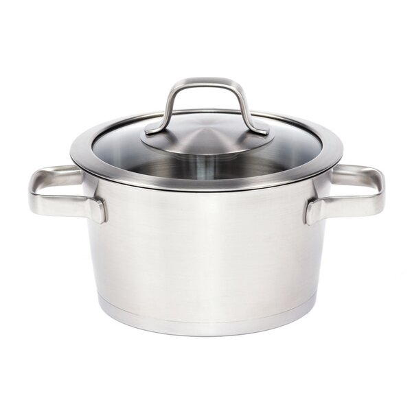 Hotel Line 2.5-qt. Round Casserole by BergHOFF International